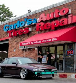 Carlo's Tires and Auto Repair