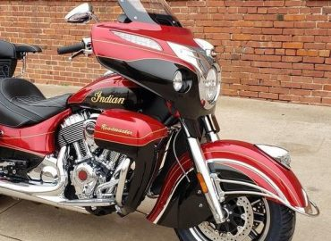Cosmo's Indian Motorcycles