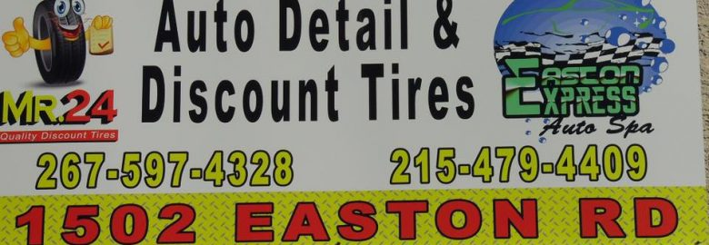Mr. 24 Quality Discount Tires