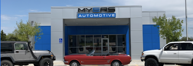 Myers Automotive Andover